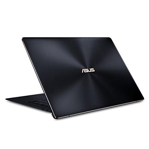 "ASUS ZenBook S Ultra-Thin and Light Laptop, 13.3"" UHD 4K Touch, 8th Gen Intel Core i7-8565U Processor, 16GB RAM, 512GB PCIe SSD, FP Sensor, Thunderbolt, Windows 10 Professional - UX391FA-XH74T"