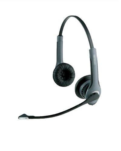 Jabra GN2000 Duo Flex Boom Headset Ref 2009-820-104