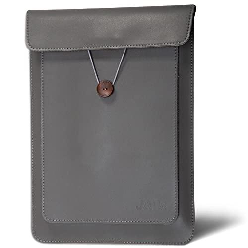 JABs Laptoptasche für 13,3-14 Zoll Laptop exakt passend für MacBook AIR/MacBook PRO m1 2005-2017 mit Tasche für Laptop-Zubehör - Laptoptasche/Laptophülle für Notebook, Zubehör und Accessories