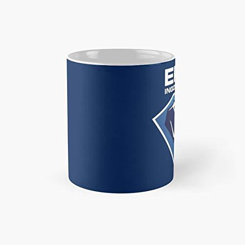 Erc Ingolstadt Classic Mug Best Gift Funny Coffee Mugs 11 Oz