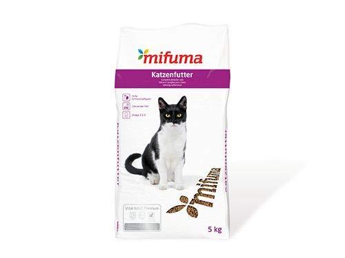 mifuma Vital Adult Premium 2 x 5 kg für Anspruchsvolle Katzen und deren Halter