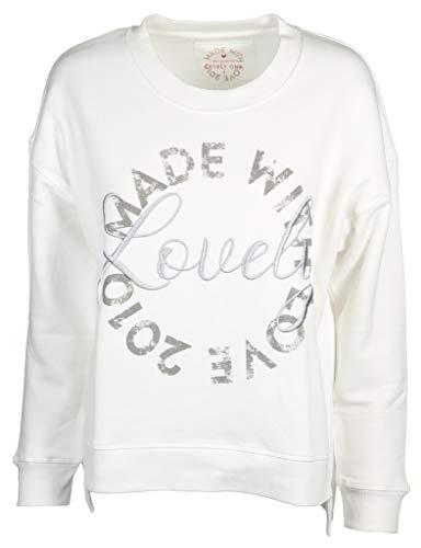 Lieblingsstück Damen Sweatshirt UmraL Größe 3XL Weiß (weiß)