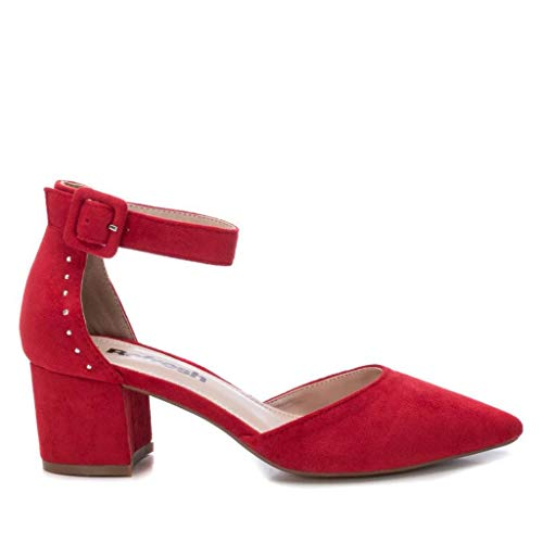 REFRESH 69513 Sandales mode jeune Rouge - Rouge - rouge, 41 EU EU