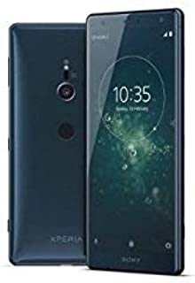 Sony Xperia XZ2 H8216 - 64GB 5.7' US & Latin 4G LTE Factory Unlocked Smartphone (Deep Green)