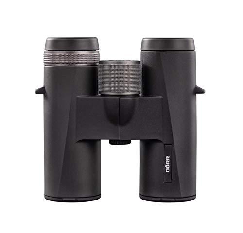 DÖRR Puma 10x32 dakkant-verrekijker zwart met accessoires