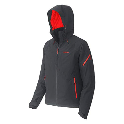 Trangoworld Goyder termic vêtement, Homme M Noir (711)
