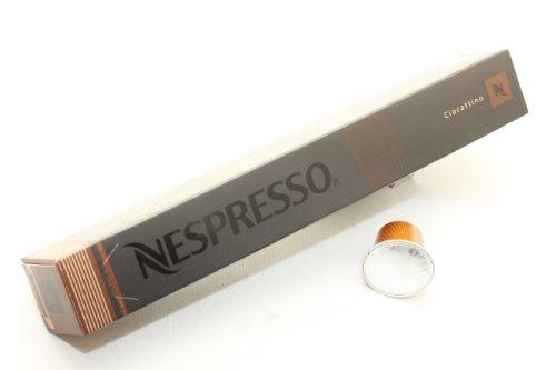 Nespresso Variations Ciocattino, eine Packung, 10 Kapseln, Kakao - hier bestellen