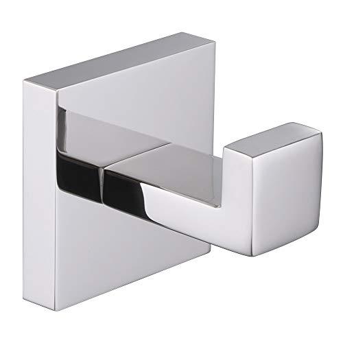 Gancho SUS304gancho de perchero de pared de acero inoxidable accesorios para baño–Toallero, H02