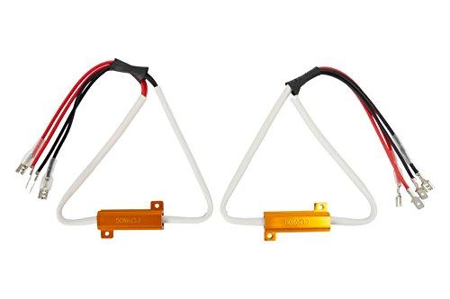 SuperLite bom12410 Adaptateur H1 Canbus LED 2 unités