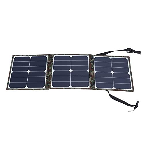 xiji Módulo Cargador, Bolsa De Panel Fotovoltaico para Exteriores Sin Función De Almacenamiento De Energía para Motocicletas, Electrodomésticos para Automóviles, Barcos