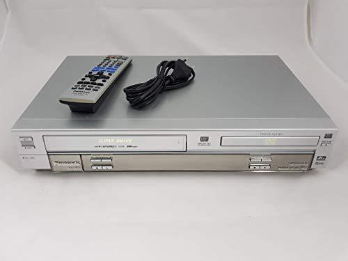 Panasonic nv-vp31lettore DVD & VCR/VHS video Player combinazione con telecomando