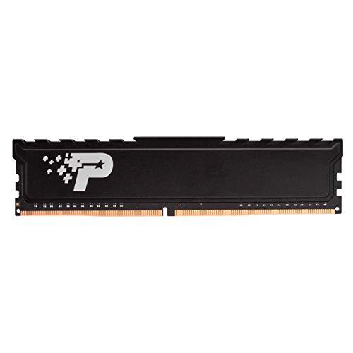 Patriot Memory Serie Signature Premium Geheugenmodule DDR4 2400 MHz PC4-19200 4GB (1x4GB) C17 - PSP44G240081H1