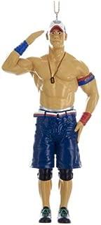 Kurt Adler 5-Inch Resin WWE John Cena Christmas Ornament