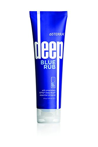 doTERRA Deep Blue Rub - Sore Muscle & Joint Rub (Wärmend Massage-Gel) 120ml