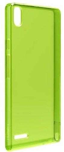 Huawei Ascend P6 Edge TPU Schutzhülle grün