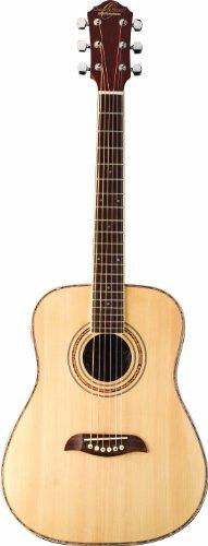 Oscar Schmidt OG1 3/4-Size Acoustic Guitar - Natural