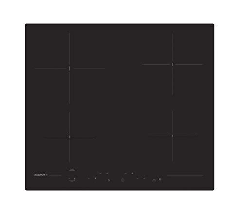 Table de cuisson vitrocéramique 4 foyers Rosieres RH64CP/1
