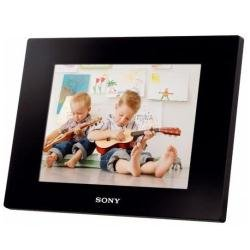 "Sony DPFD820B 8"" Negro - Marco Digital (20,3 cm (8""), JPG, 2048 MB, Memoria extraíble, MMC, MS Duo, SD, SDHC, Mini-USB, Negro)"