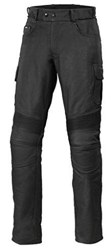 Büse Cargo Touren-Lederhose Motorradhose - schwarz, Größe:46