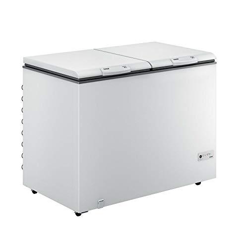 Freezer Horizontal Consul 2 portas 414L - CHB42EB 110V