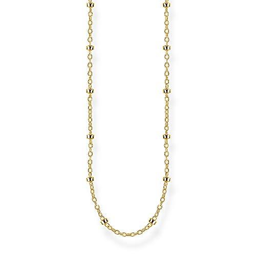 THOMAS SABO Mujer vermeil Collar cadena KE1890-413-39-L50v
