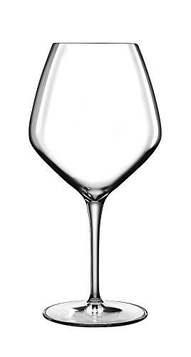 Bormioli Luigi Atelier Set Vap pour Pinot, Verre, Transparent, 61 cl, 6 pièces