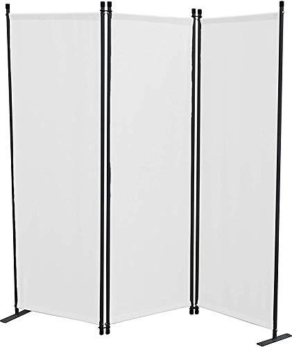 Bildschirmpartition Schlafzimmer blockieren Home Massivholz Falten Mobile Wohnzimmer Porch Partition Stoff Faltbildschirm,White