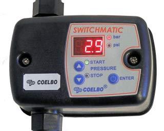 Wasser-Druckschalter 230 V Zehnder Pumpen SWITCHMATIC 1