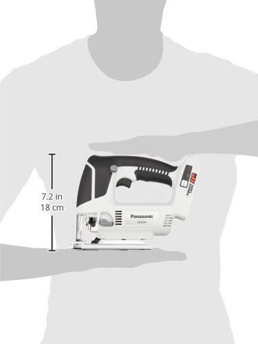 パナソニック充電小型ジグソーEZ4541(14.4V)軽量・低重心本体のみ(電池パック・充電器別売)ブラックEZ4541X-B