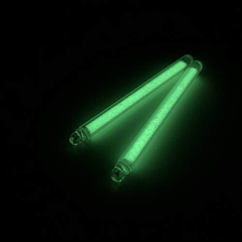 Glow HOTARU 60(2本セット)/ 電池不要 / 最長10時間発光 / 最短1分チャージ / 蓄光ライト /グローホタル