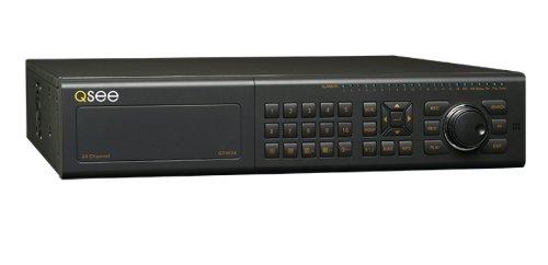 Q-See QT5024 960H DVR 24 Canales en Tiempo Real
