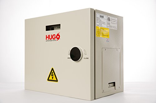 HUGO Battery Backup for Tankless Water Heaters and Gas Appliances (Standard Flow Sensor)