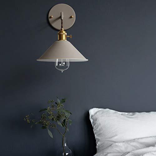 Tafellamp - retro tafellamp persoonlijkheid kunst slaapkamer bedlampje leeslamp tafellamp trap lamp wandlamp paraplu
