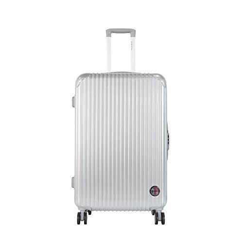 MURANO Gepäck- Koffer, Argenté