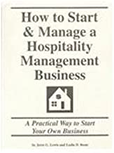 How to Start & Manage a Hospitality Management Business