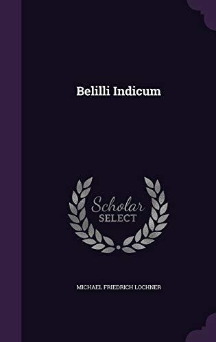 Belilli Indicum