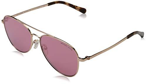 Michael Kors 0MK1045 Gafas de sol, Rose Gold, 56 para Mujer