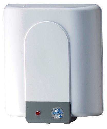 Bandini Braün A-12 ST Scaldabagno Elettrico Sottolavello con Anodo di Magnesio e Valvola di Sicurezza, 1500 W, 230 V, Bianco, 12 litri