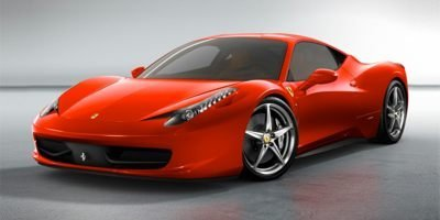 2015 Ferrari 458 Italia, 2-Door Coupe ...