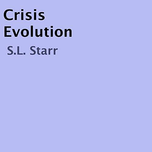 Crisis Evolution audiobook cover art