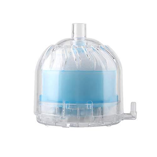 Hffheer Aquariumfilter rond voor aquarium, pneumatische filter, biologisch, stil, voor aquaria