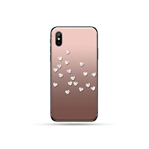 Carcasa para iPhone 11 12 Pro XS Max 8 7 6 6S Plus X 5S SE 2020 XR antigolpes – A4 para iPhone 12 Pro XS Max 8 7 6 6S Plus X 5S SE 2020 XR