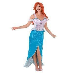 Princess Arial costume for Adults