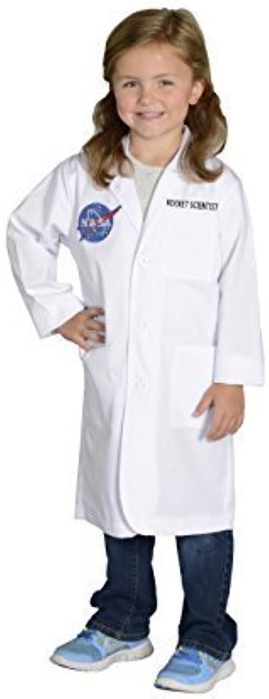 Aeromax NASA Rocket Scientist Lab Coat, Size 6 8 by Aeromax