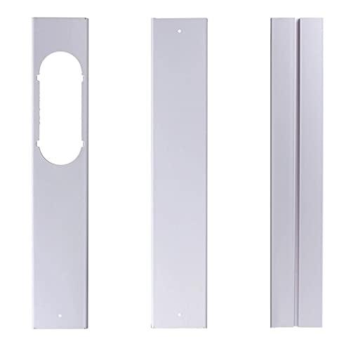 WOTEG Kit di ventilazione portatile con adattatore universale per frizione, scorrimento regolabile senza cuciture, kit di sfiato AC per tubo di scarico