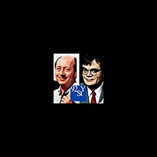 Dueling Anthologists Billy Collins and Garrison Keillor at the 92nd Street Y audiobook cover art