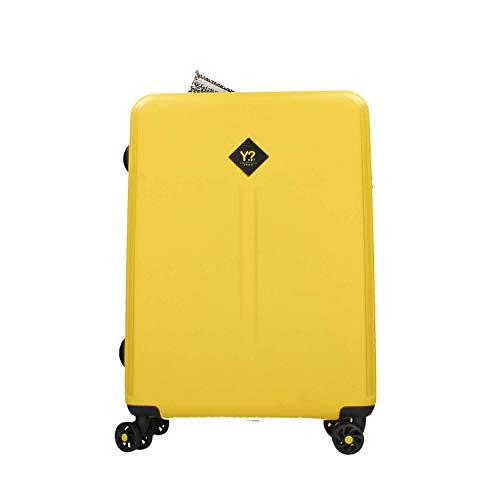 Trolley medio Ynot? Y Solid K8002 Giallo