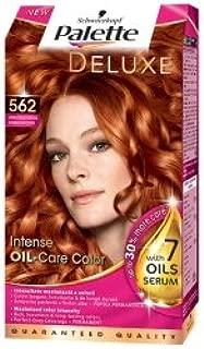 Palette Deluxe Color Hair Colour Dye 562 Intensive Shiny Copper by Schwarzkopf