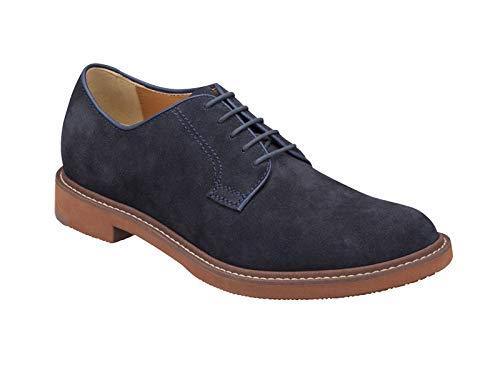 ーガル REGAL 51MR 51MRAH メンズ カジュアルシューズ スエード 靴 (23.5, ネイビースエード)