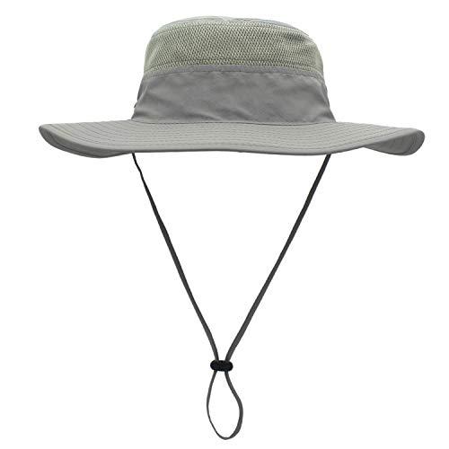 Duakrs Unisex Wide Brim Sun Hat